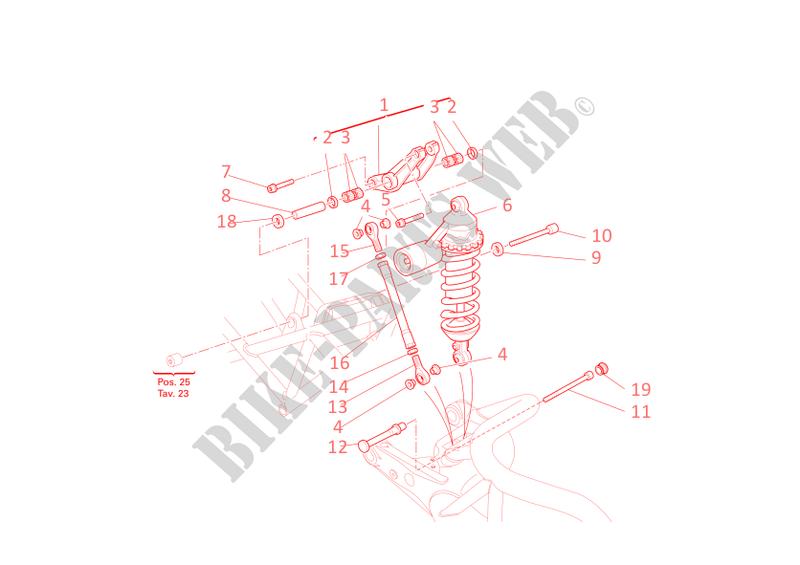 Amazing Rear Suspension Monster S4R Monster S4R 2006 Monster Ducati Wiring Database Rimengelartorg