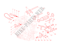 GEAR CHANGE MECHANISM for Ducati Monster 1000 2005