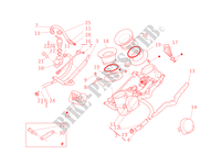 THROTTLE BODY for Ducati Monster S4R 2005