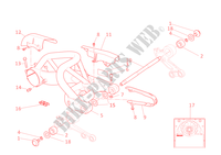 SWINGARM & CHAIN for Ducati Monster S4R 2003