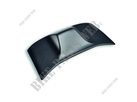 CARBON HANDS FREE COVER - MS-Ducati
