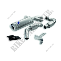 RACING COMPLETE EXHAUST UNIT - MS-Ducati