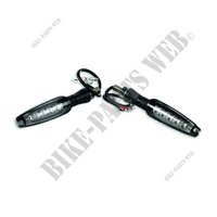 TYPE-APPR. LED TURN INDIC.(2PCS)THREADED-Ducati