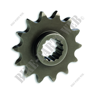 Front sprocket 7mm (525) - T14 - M-Fit-Ducati