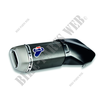 SLIP-ON HOMOLOGATED SILENCER 1504-Ducati