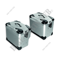 SET OF ALUMINIUM SIDE PANNIERS 1209-Ducati