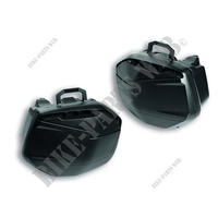 MS1200 SIDE PANNIERS SET - NO COVER-Ducati